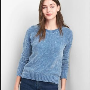Gap Soft Cozy Chenille Pullover Sweater (NWOT)